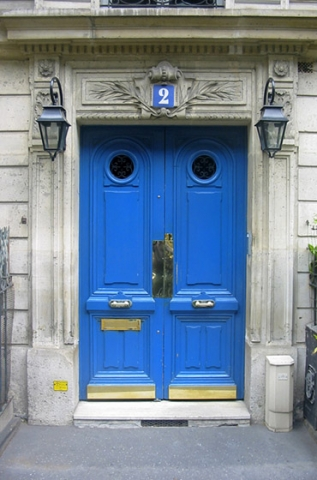 "Doors from Paris ""No 2"""