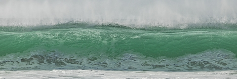 "Waves of San Jose del Cabo, Mexico. entitled  ""Lets Get Ready to Rumble"""