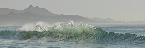 "Waves of San Jose del Cabo, Mexico. entitled  ""Copy Cat"""