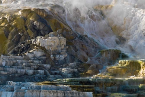 """Yellowstone Hot Springs """"From the Beginning"""""""