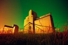 Canwood Elevator with a filter