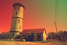 "Water Tower ""Pure Skill"" Humboldt, Saskatchewan"